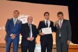 Alejandro Elorrieta, premio COGITIAL al mejor trabajo fin de grado