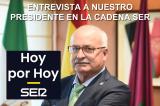 Entrevista en la Cadena Ser de Málaga a nuestro Presidente