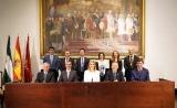Toma de posesión de la nueva Junta de Gobierno del Colegio Oficial de Peritos e Ingenieros Técnicos Industriales de Sevilla